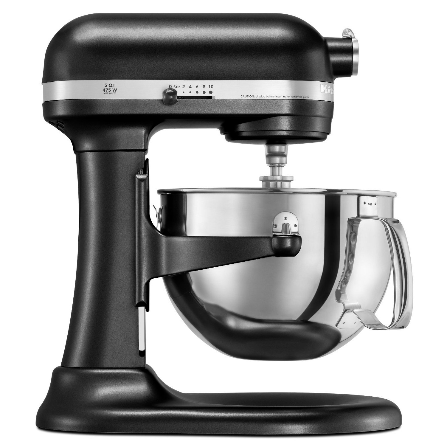kitchenaid professional heavy duty 5qt lift bowl mixer certified refurbished ebay. Black Bedroom Furniture Sets. Home Design Ideas