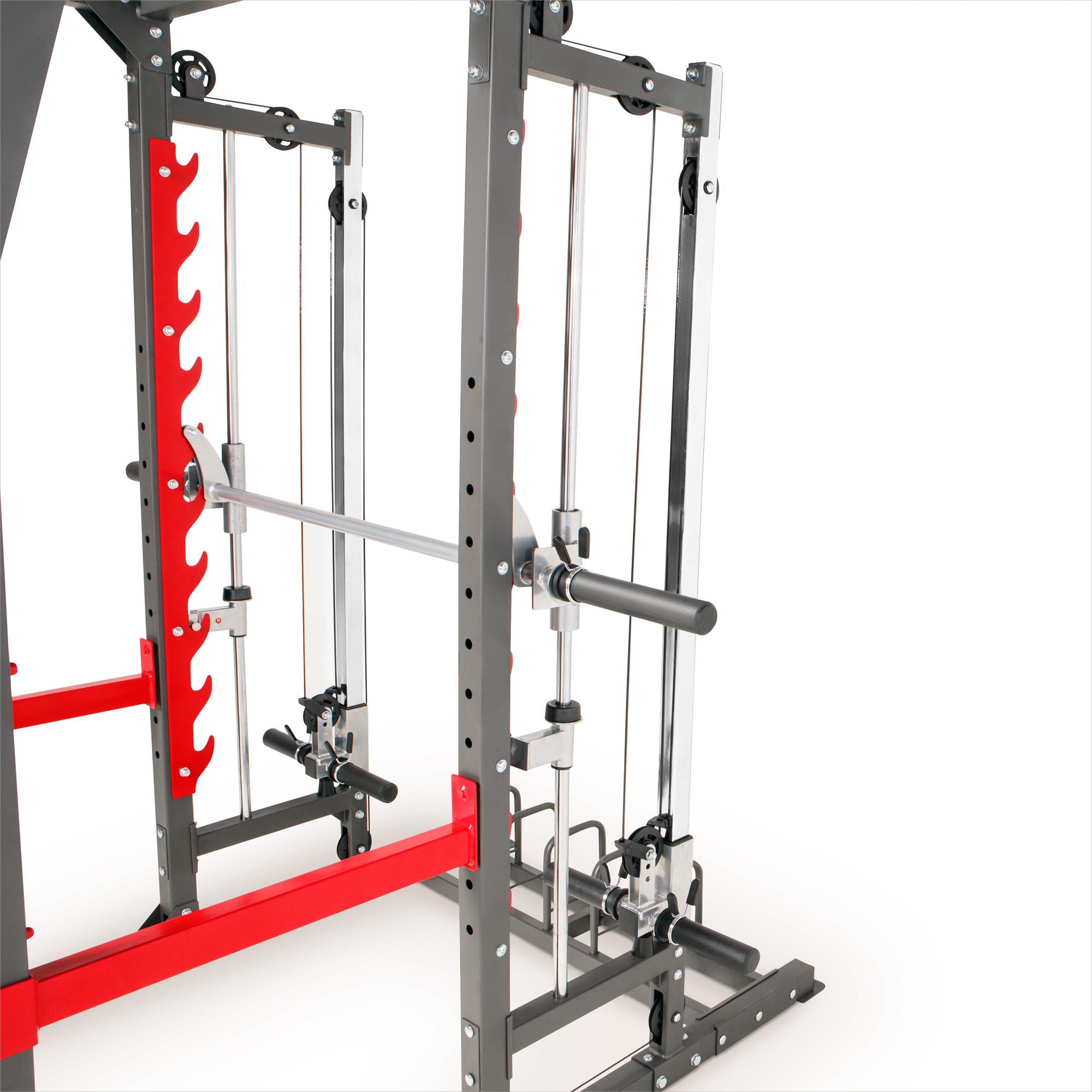 Marcy Pro Smith Machine Weight Bench Home Gym Total Body