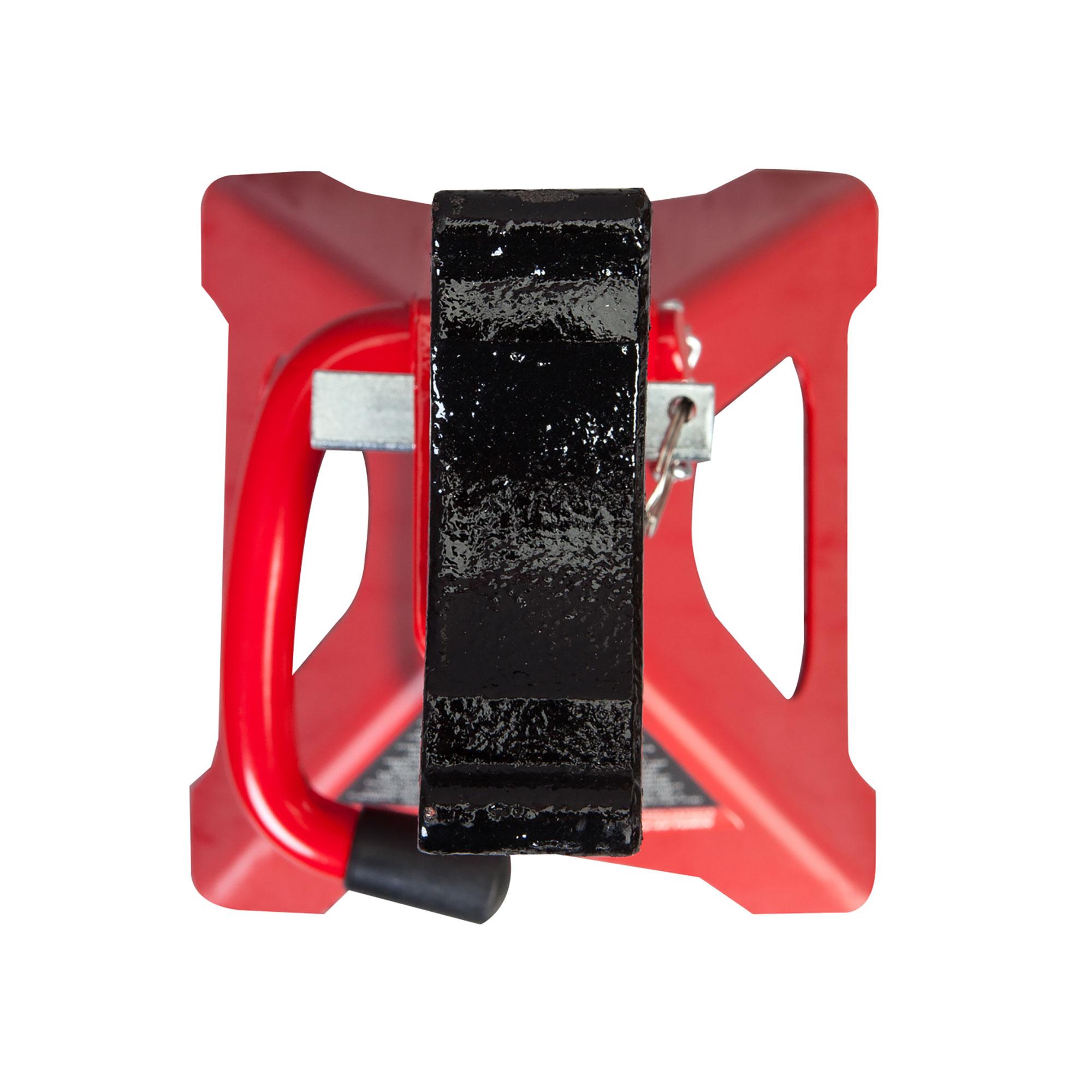 Torin Big Red Steel Jack Stand 3 Ton Capacity Single Jack