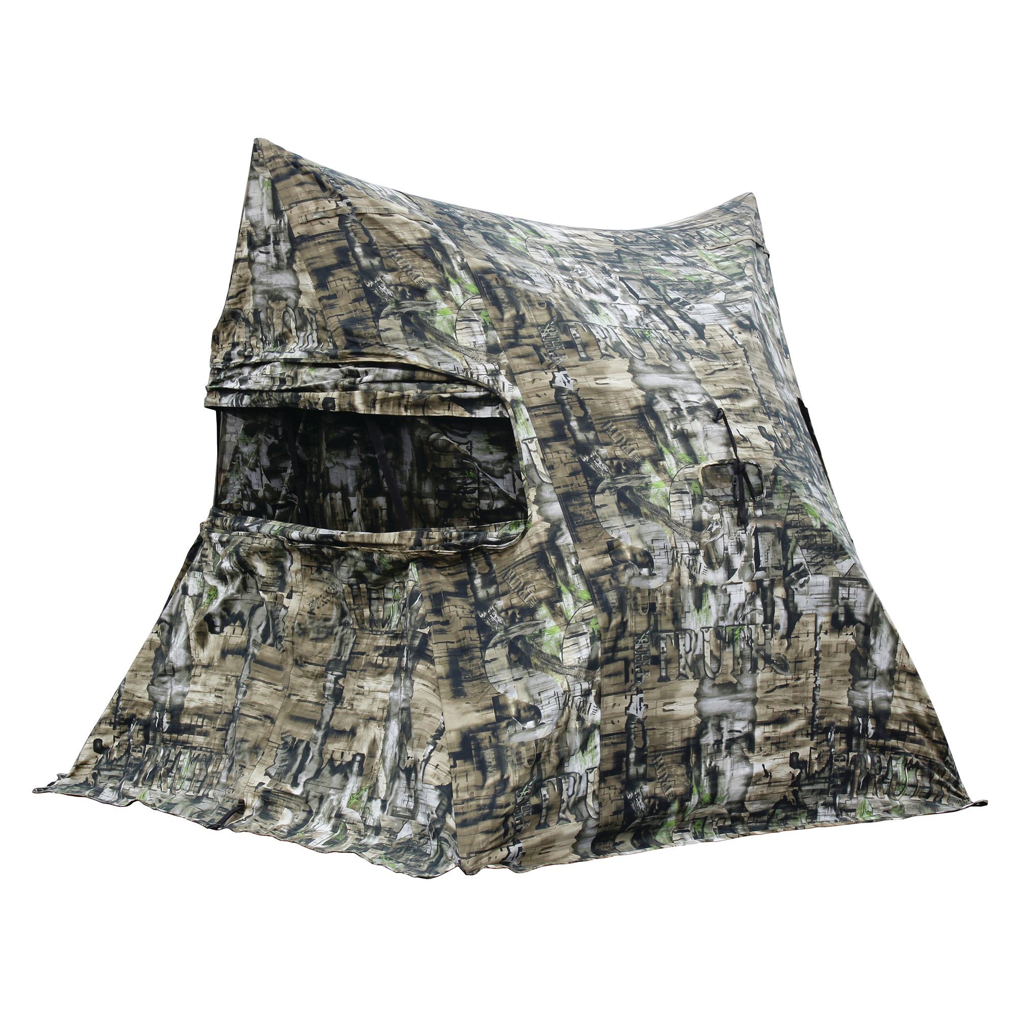 attack bull primos ground shack hunting blinds double blind