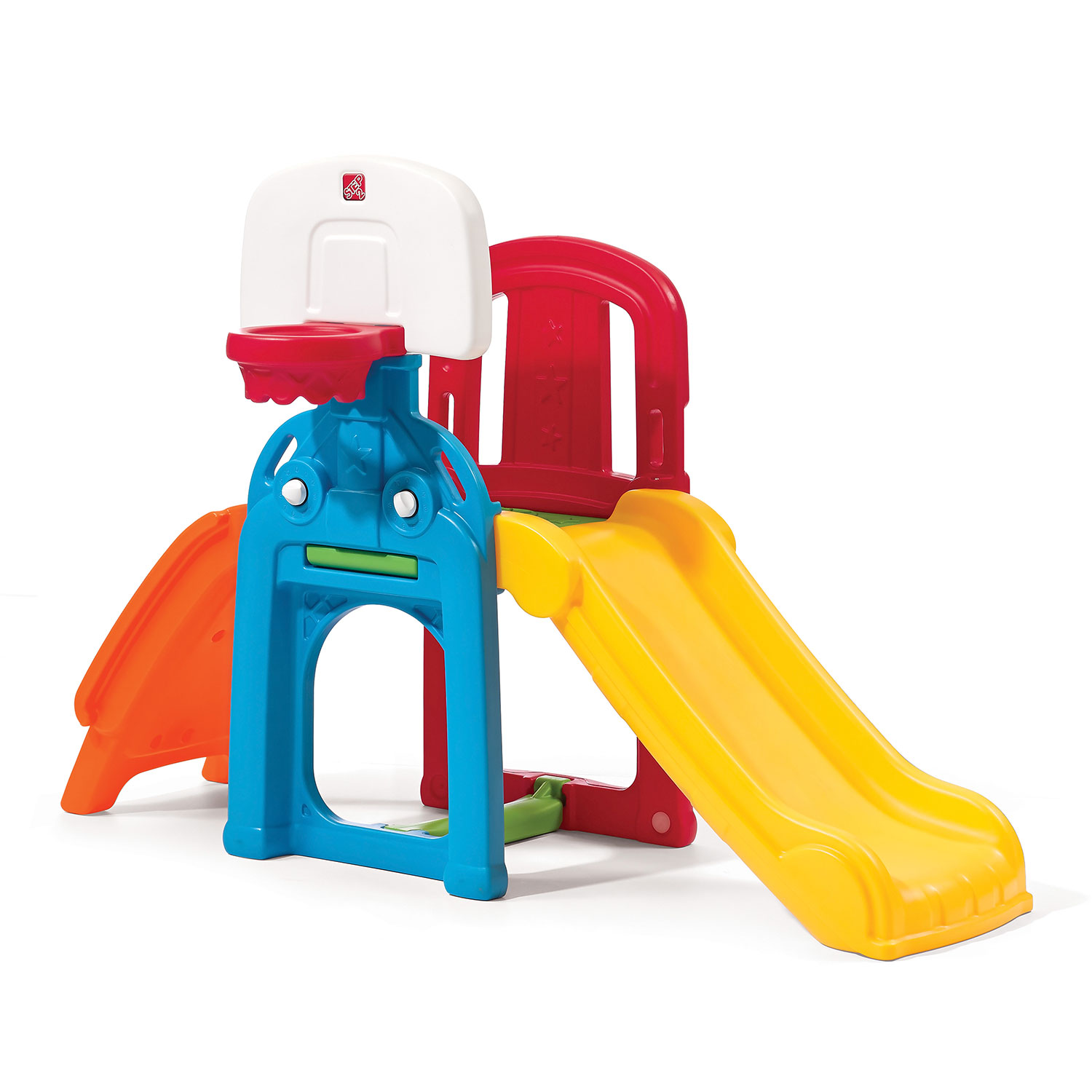 Step2 Toddler Kid Outdoor Game Time Sports Climber Activity Jungle