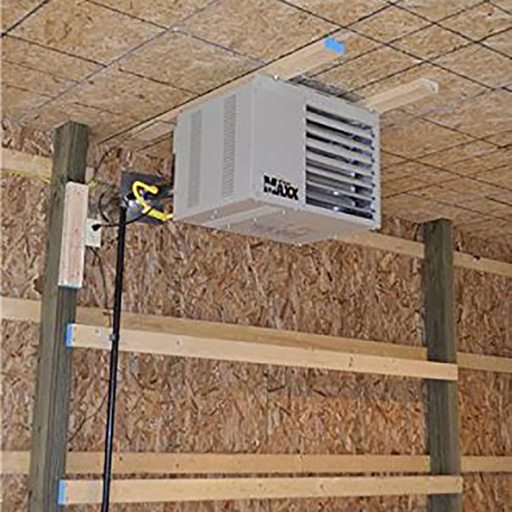 Mr. Heater 80,000 BTU Big Maxx Natural Gas Garage Workshop