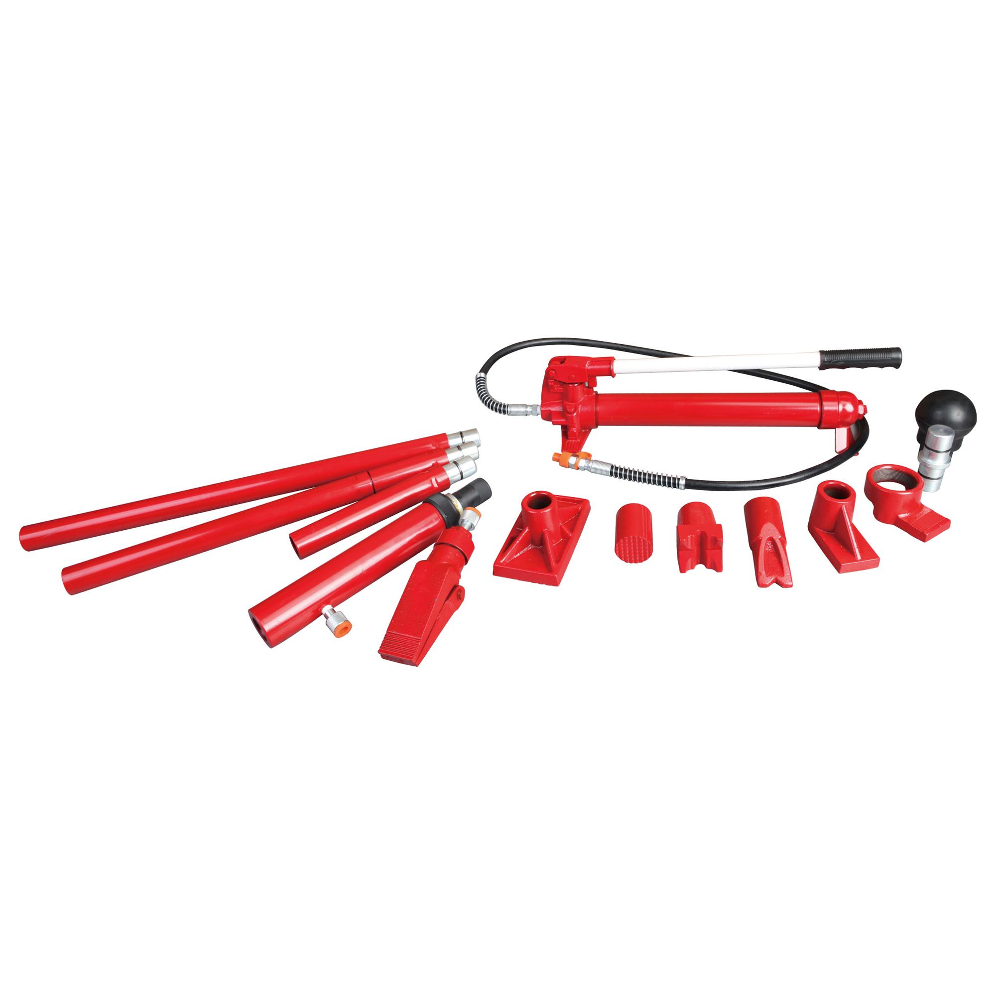 Torin Big Red Portable Hydraulic Ram: Auto Body Frame Repair Kit ...