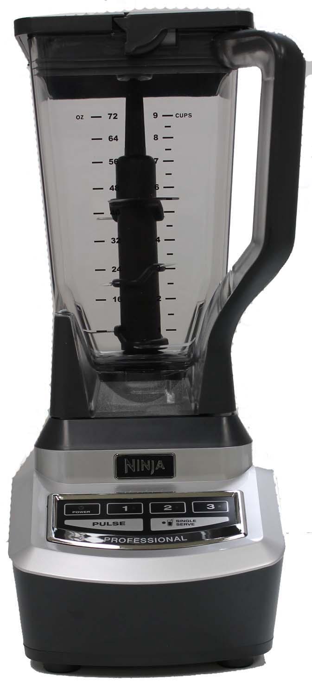 Ninja Professional 1100 Watt Blender with Single Serve ... Ninja Professional Blender 1100 Watts