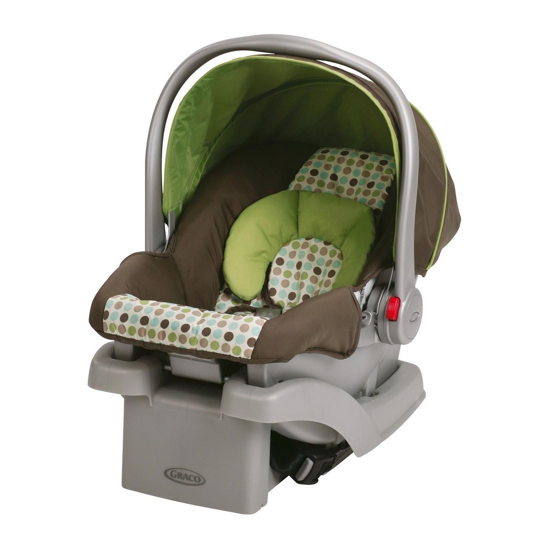 Graco SnugRide Click Connect 30 4 Lb Baby Adjustable Infant Car Seat Barlow