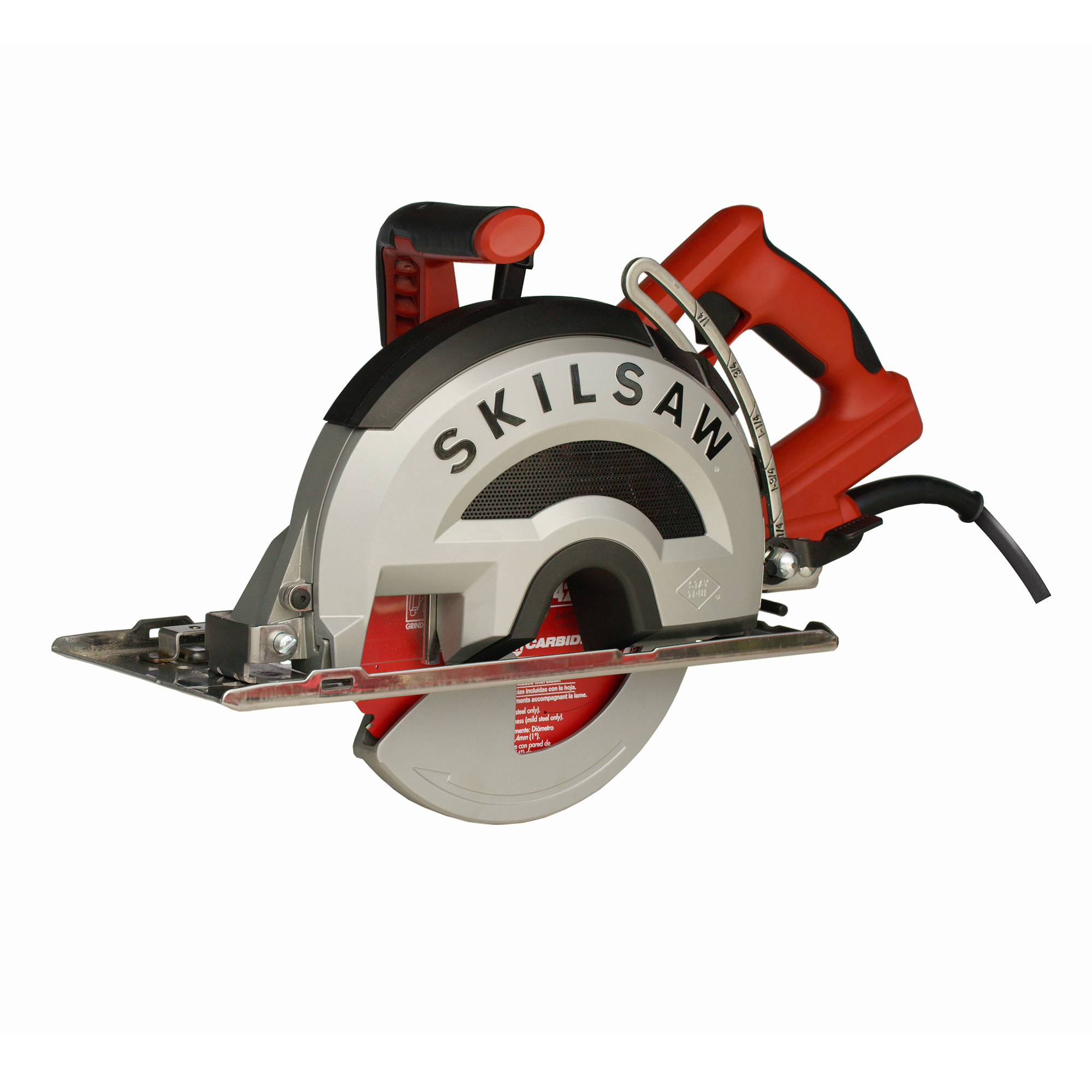 Skilsaw 8 Quot Corded Magnesium Outlaw Metal Cutting Worm