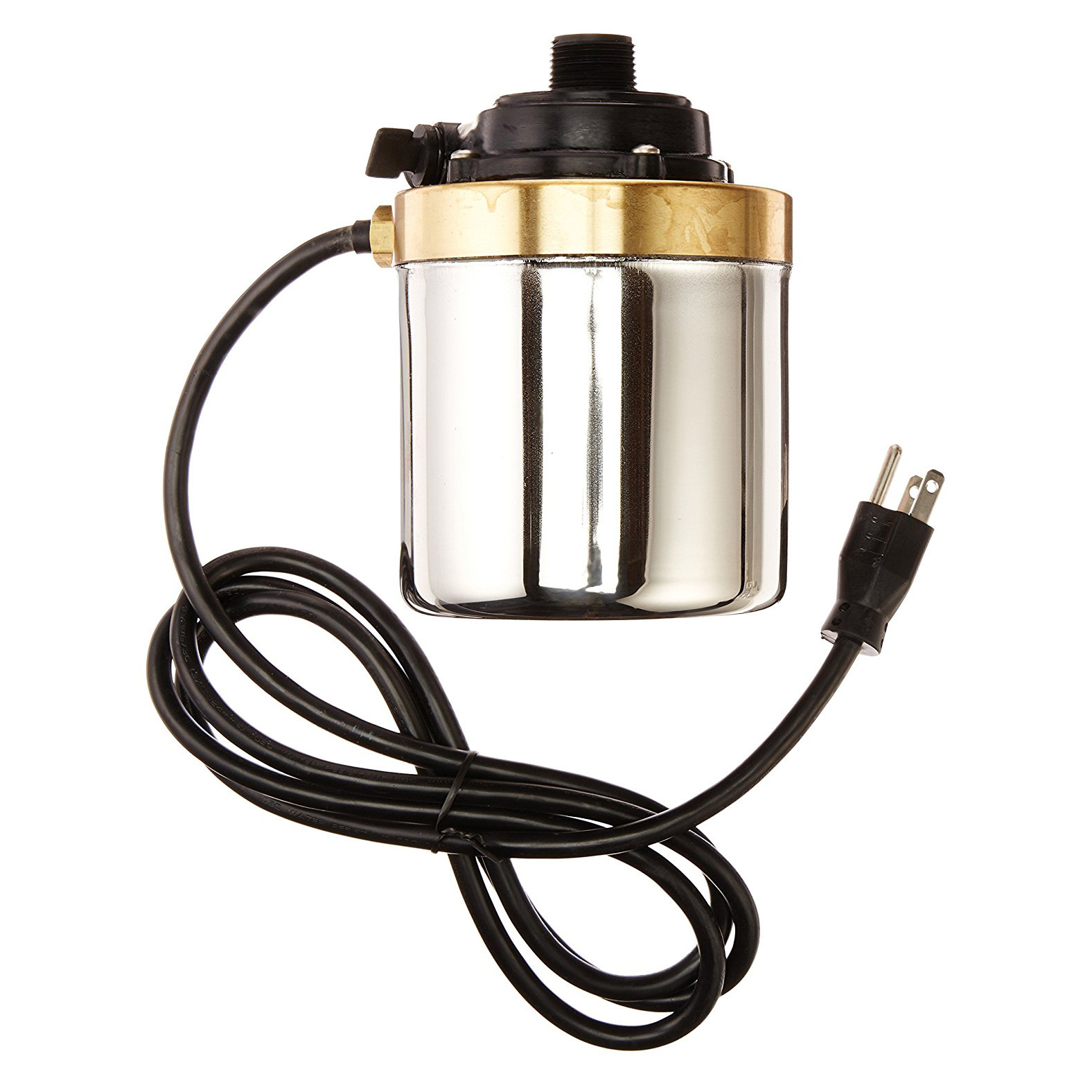 Little giant stainless steel 580 gph submersible or inline for Large pond water pump