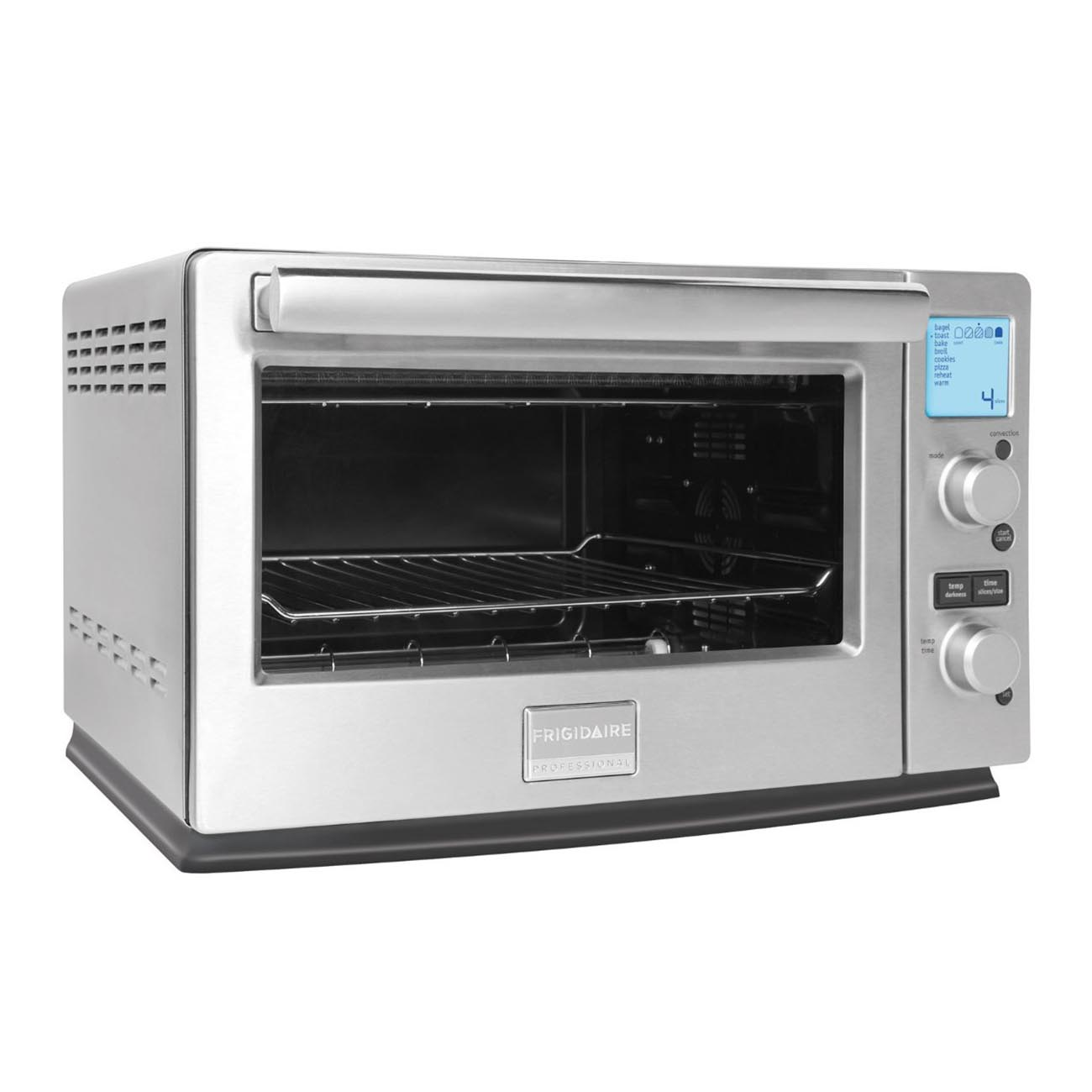 Frigidaire 6 Slice Stainless Convection Toaster Oven 4