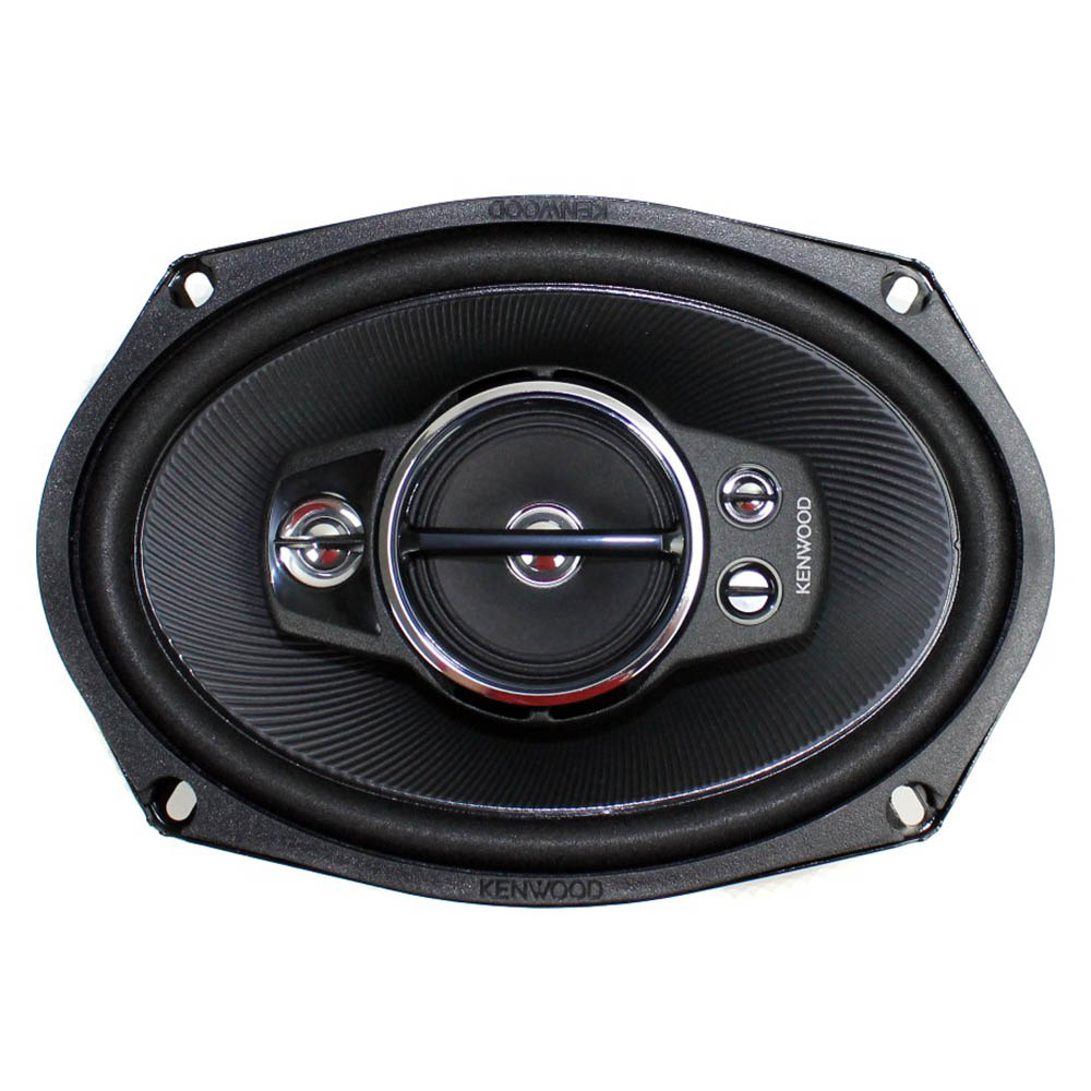 kenwood 6 x 9 650w 5 way car audio coaxial stereo. Black Bedroom Furniture Sets. Home Design Ideas