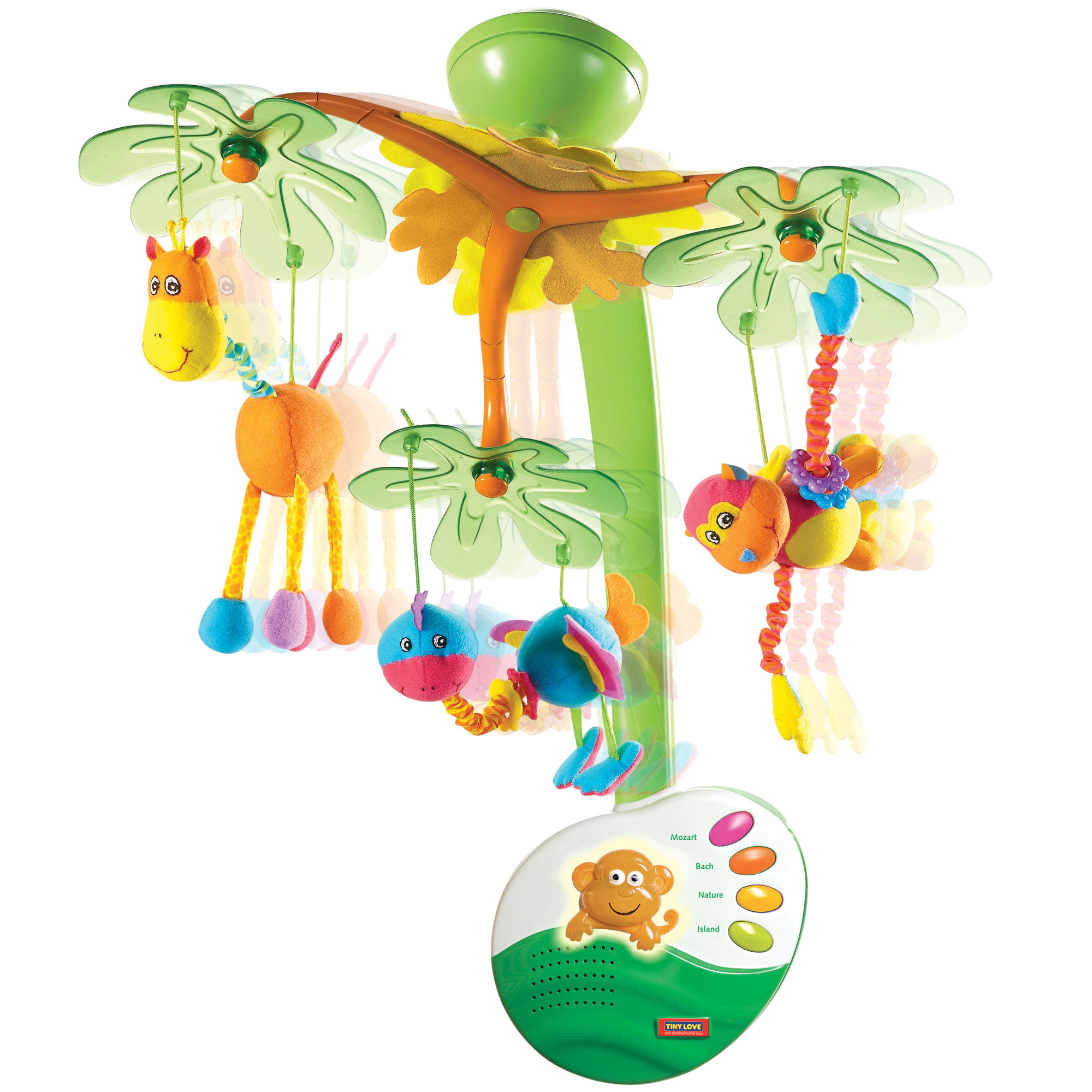 Tiny Love Sweet Island Dreams Nursery Baby Mobile Toy for ...