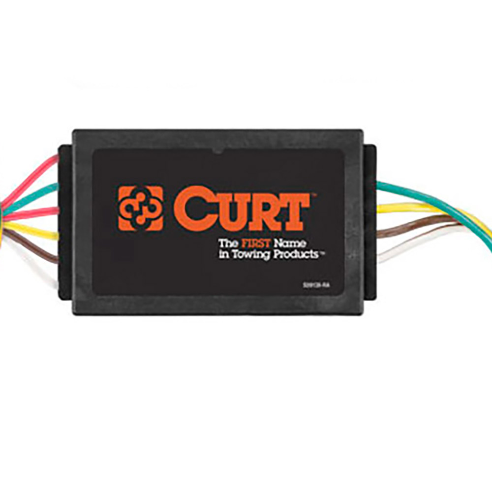 Curt T Connector Vehicle To Trailer Custom Wiring Harness For Honda Battery Odyssey