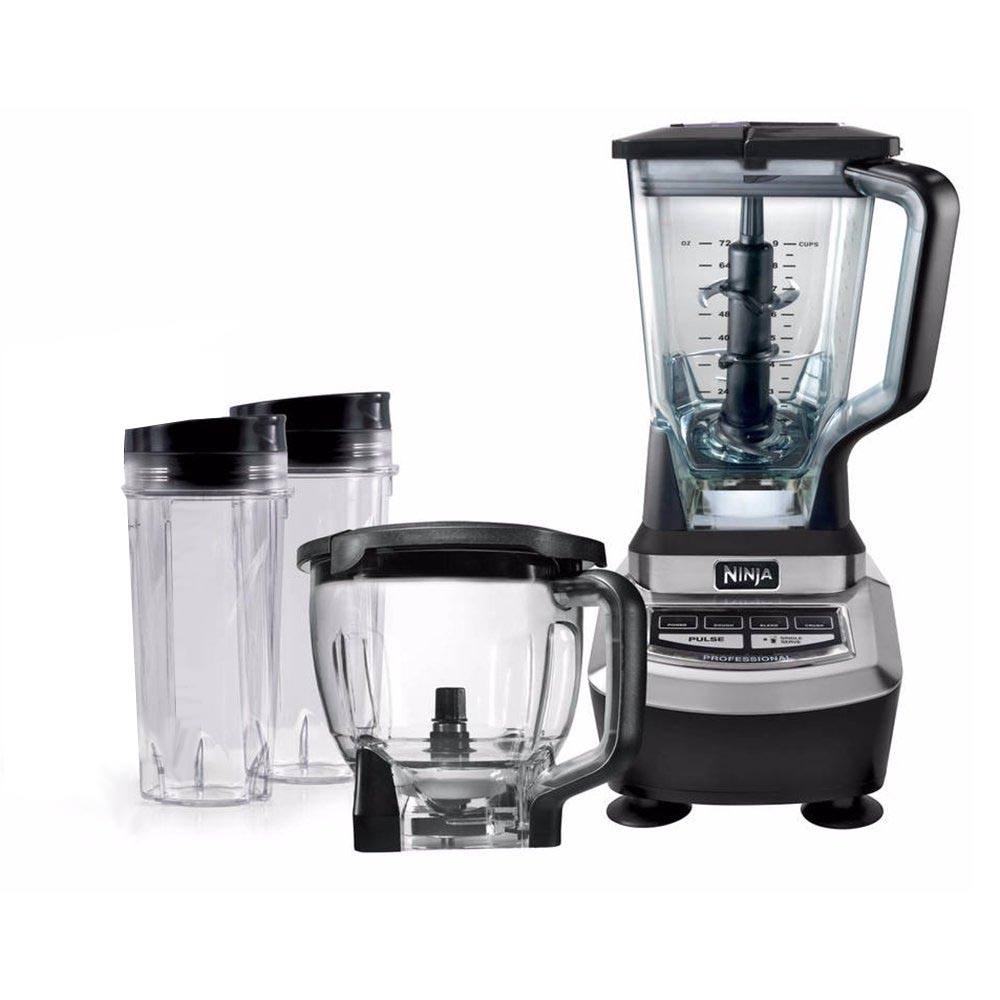 ninja supra food processor and blender kitchen system. Black Bedroom Furniture Sets. Home Design Ideas