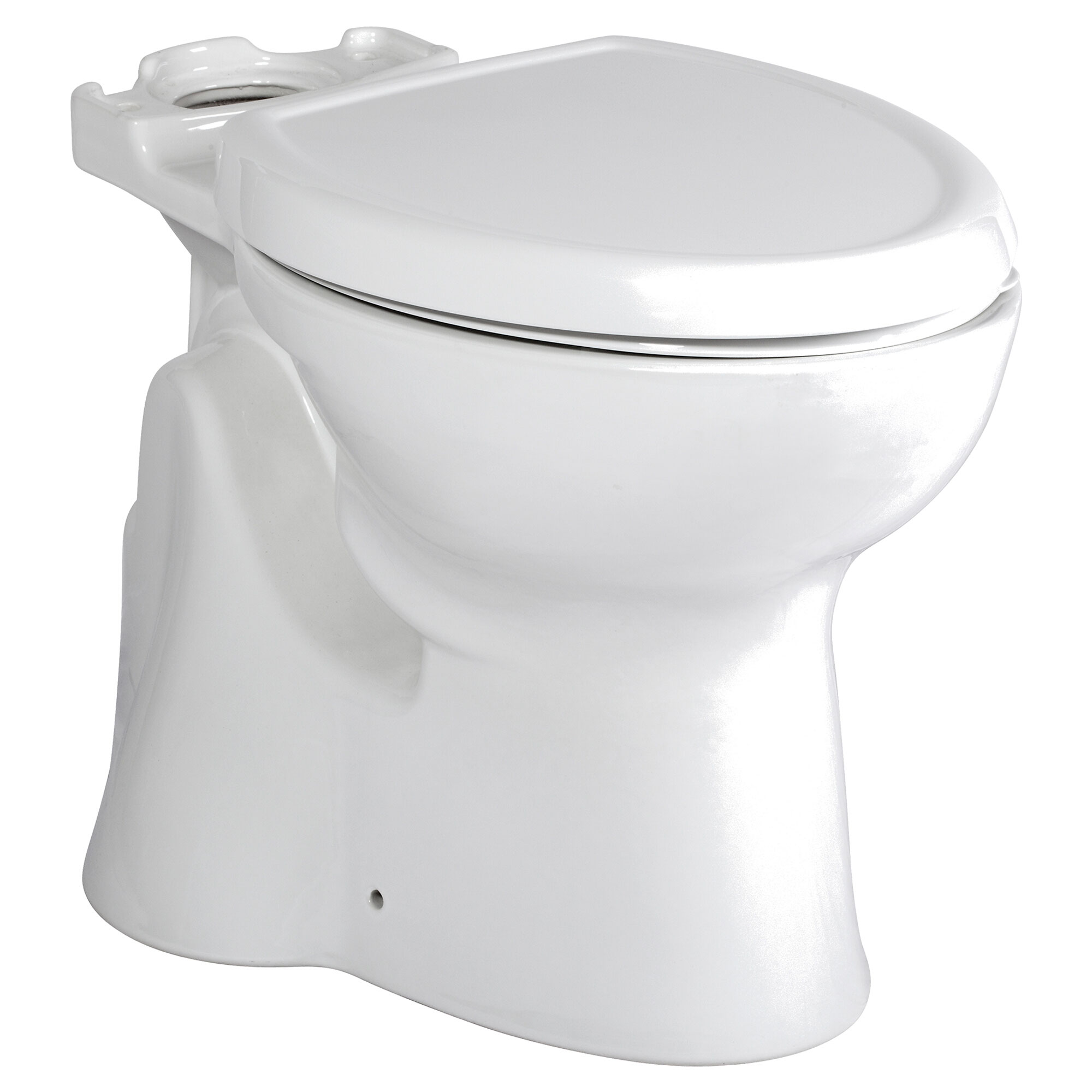 American Standard AccessPRO Right Height Move Right Elongated Toilet ...