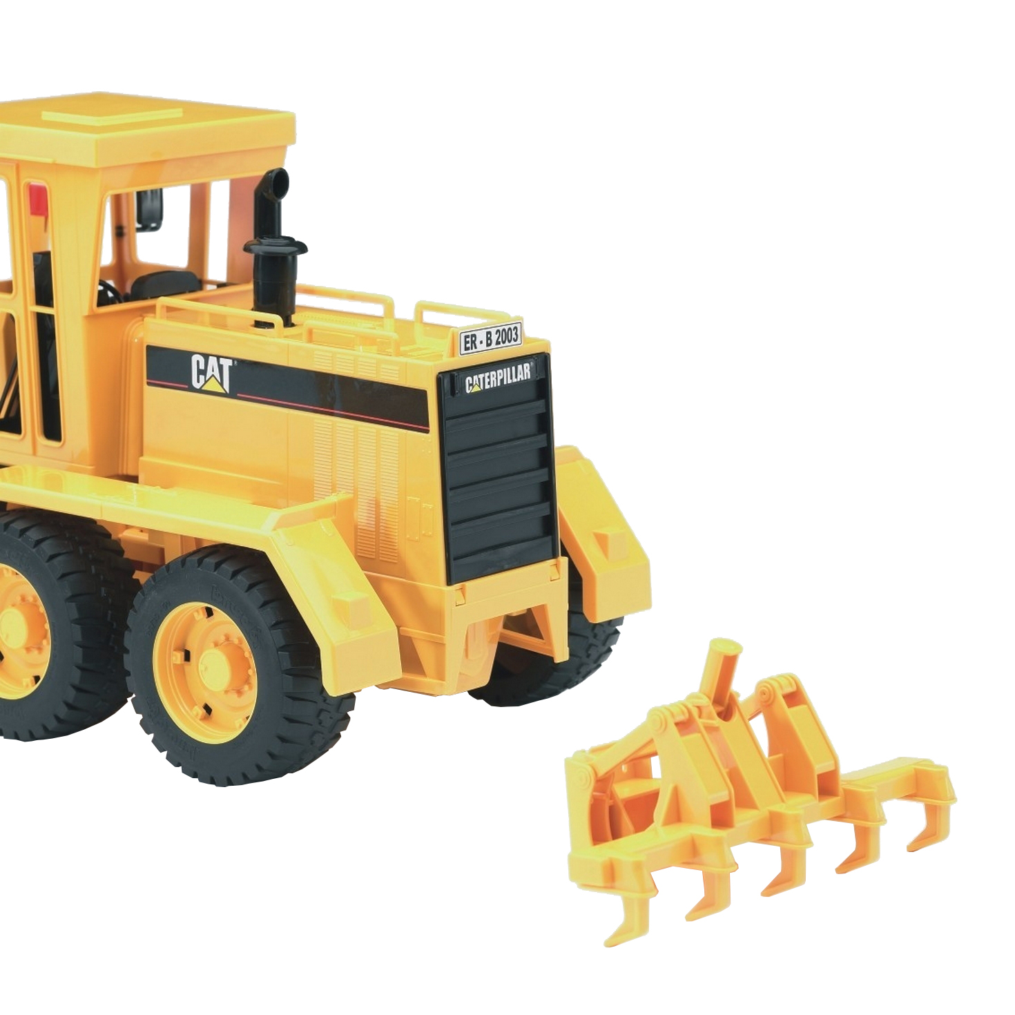 Cat Construction Toys For Boys : Bruder toys scale model construction vehicle
