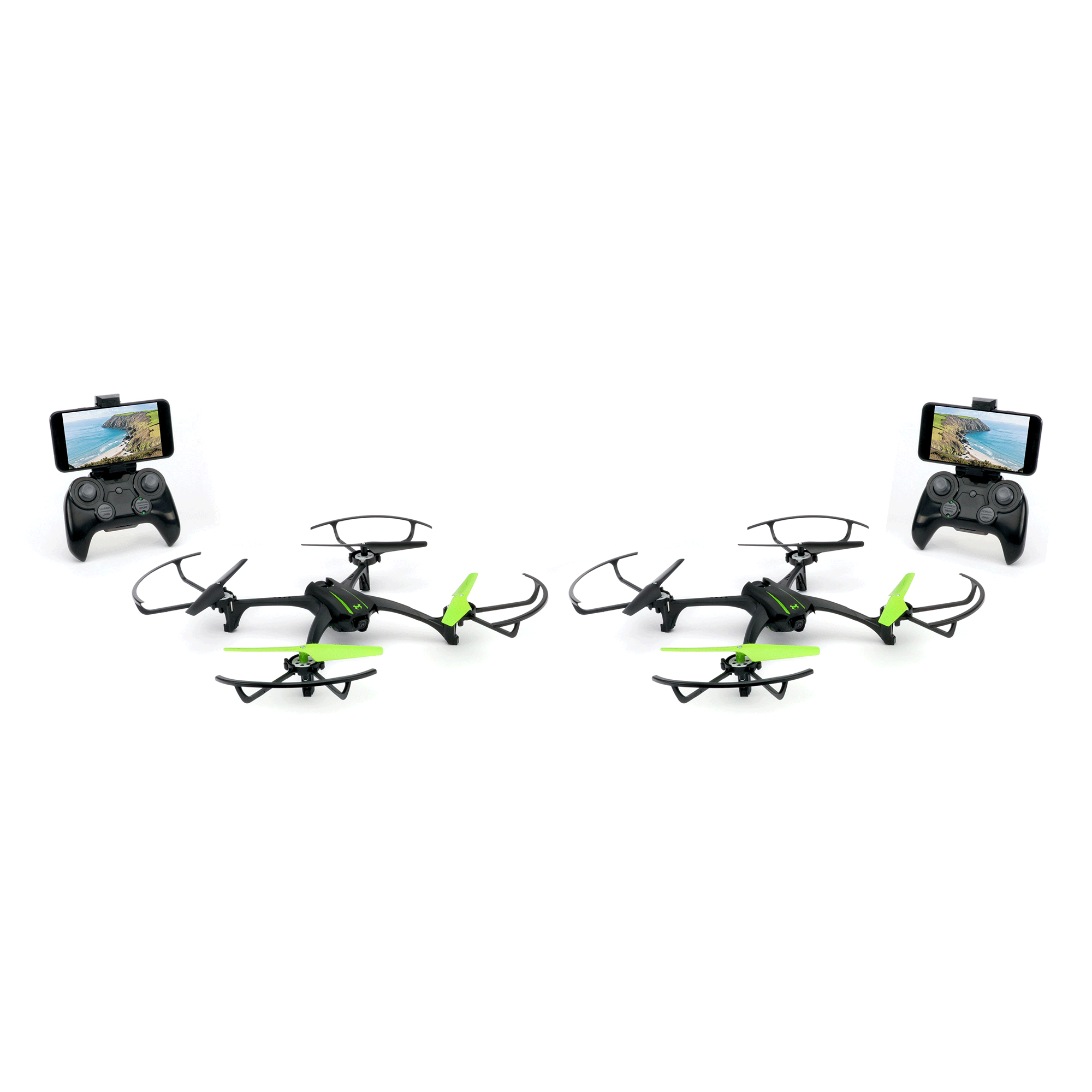 Sky Viper Scout Live Streaming & Video Recording RC Drone