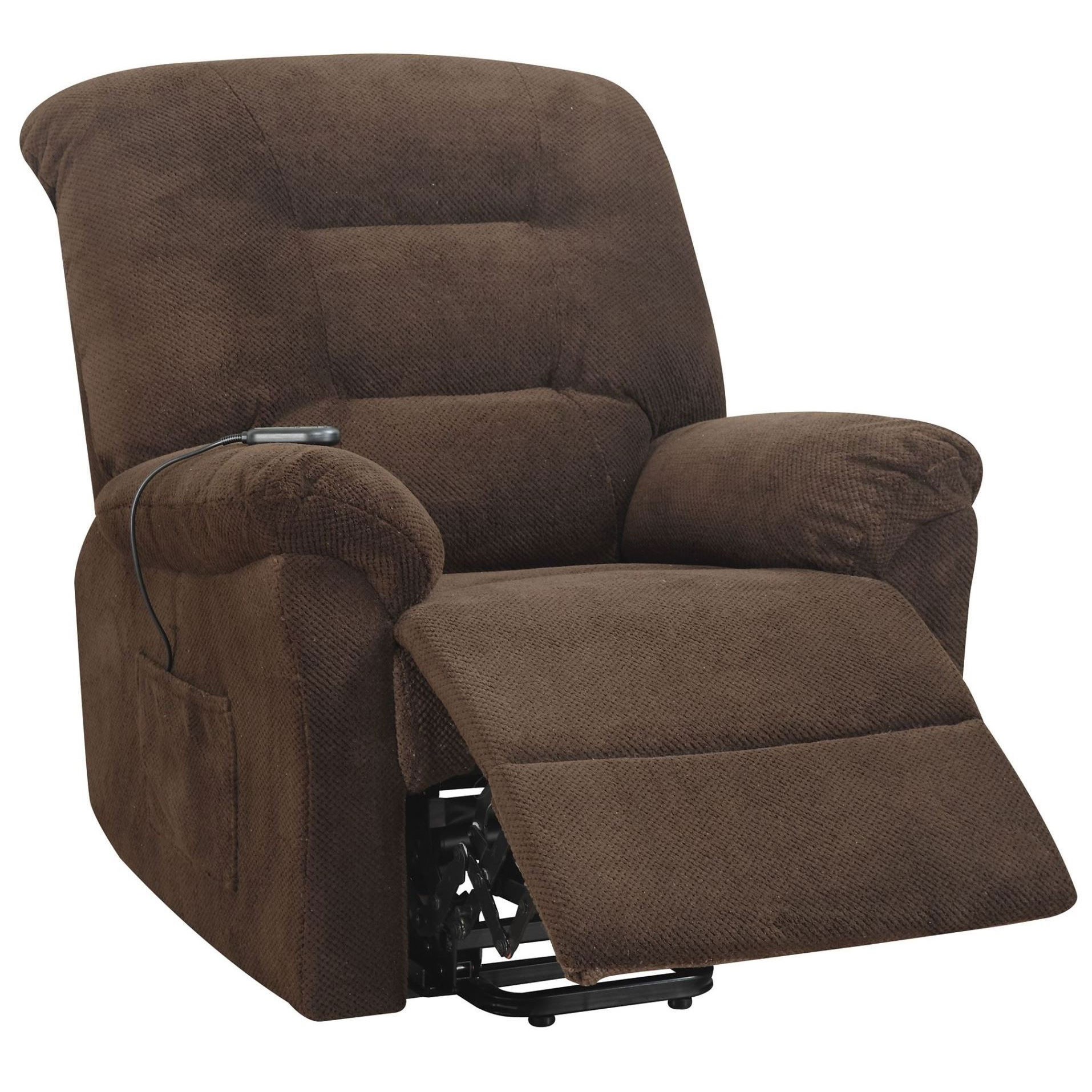 Surprising Details About Coaster Home Furnishings Power Lift Recliner Chair And Remote Control Chocolate Gmtry Best Dining Table And Chair Ideas Images Gmtryco