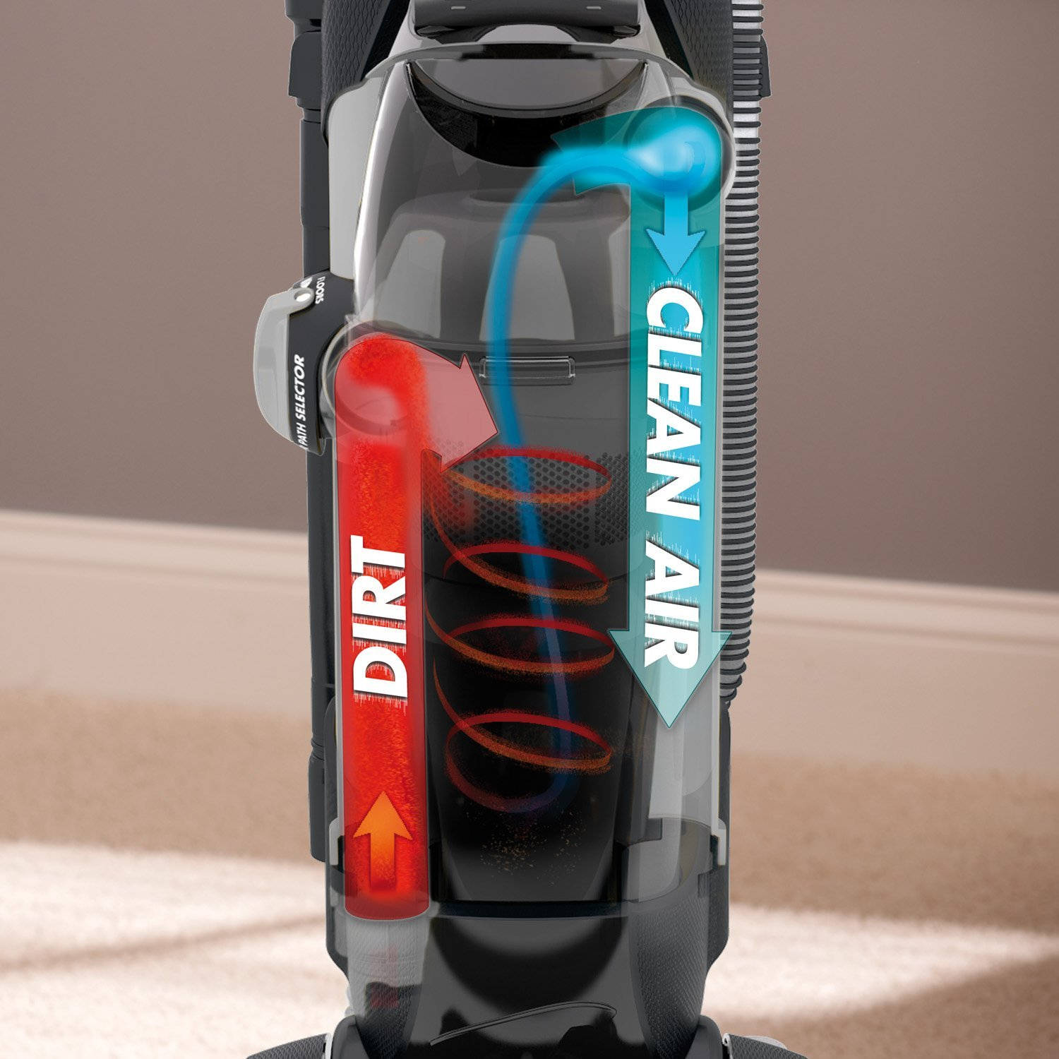 eureka pet power paw vacuum manual