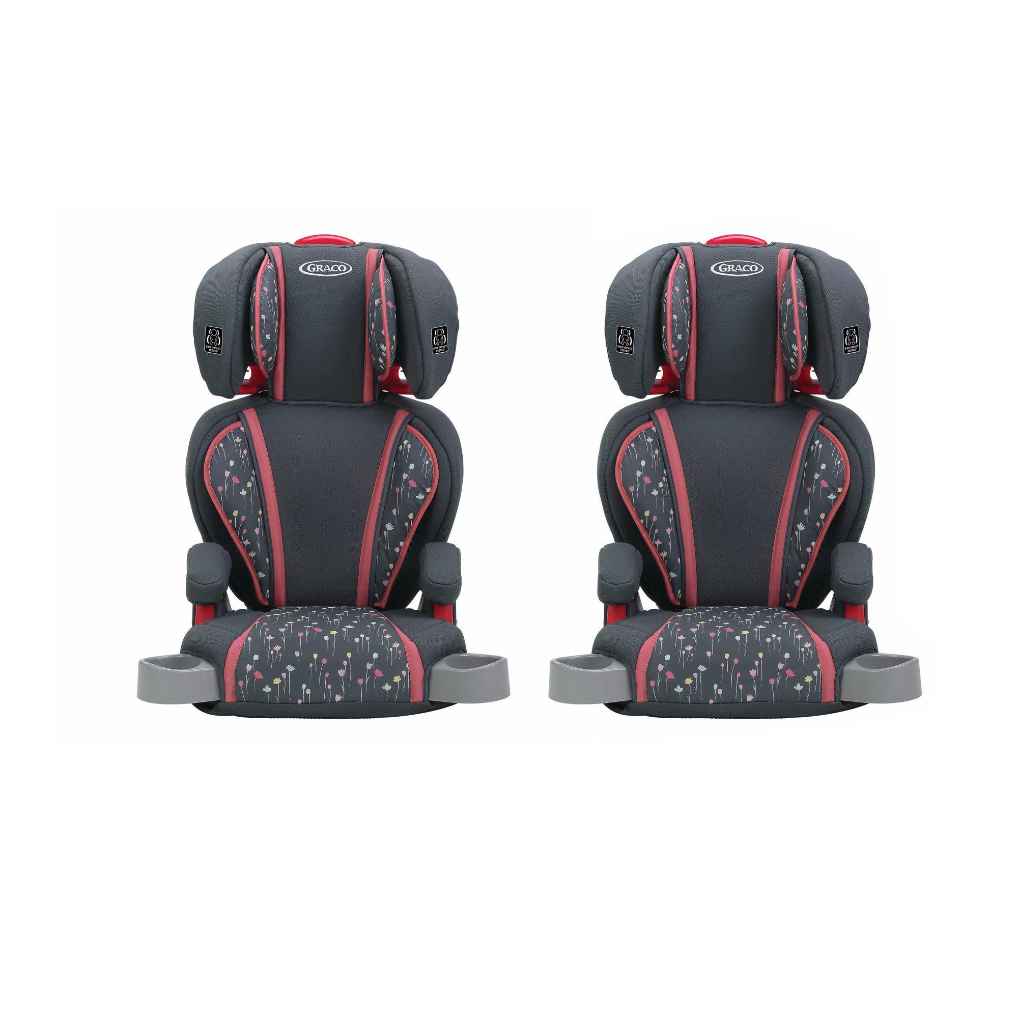 Super Details About Graco Highback Turbobooster Height Adjustable Childrens Car Seat Alma 2 Pack Alphanode Cool Chair Designs And Ideas Alphanodeonline