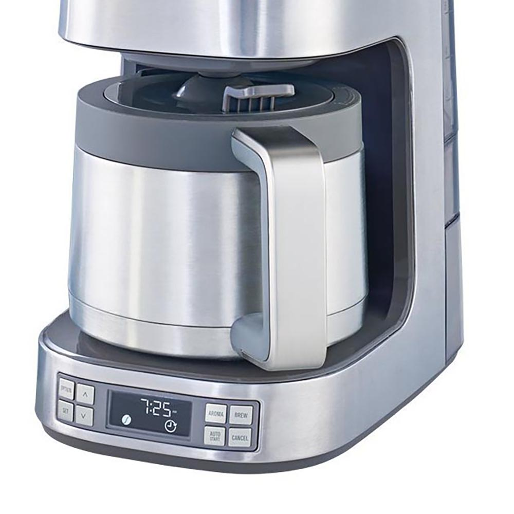 Electrolux Expressionist 10 Cup Permanent Filter Stainless Thermal Coffee Maker eBay