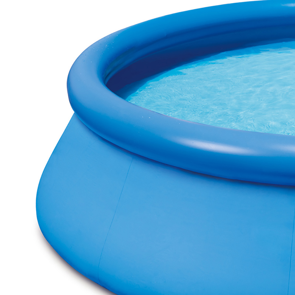 Summer Waves Ft Quick Set Inflatable Above Ground Pool With