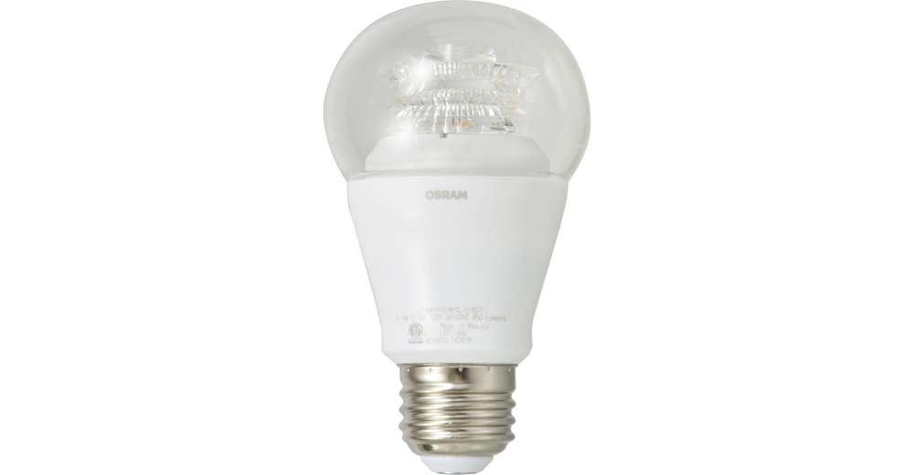 Sylvania A19 40w 120v E26 Dimmable Soft White Ultra Led