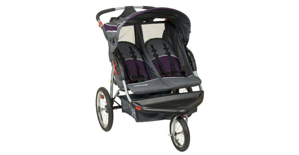 how to take wheels off baby trend double jogging stroller