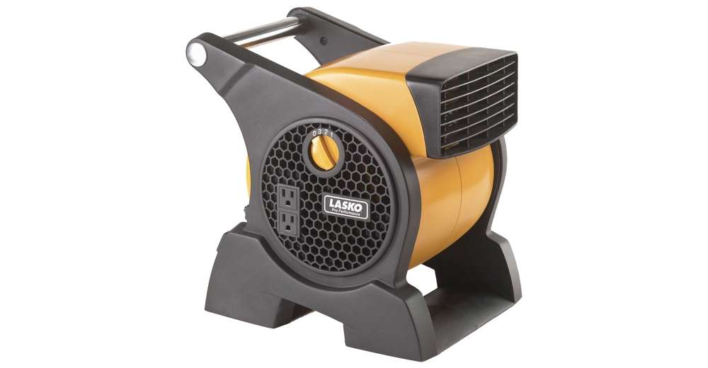 High Speed Blower Fans : Lasko pro performance speed high velocity durable