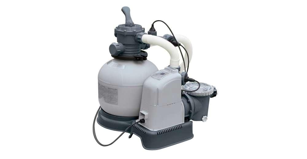 intex 2100 gph krystal clear sand filter swimming pool pump 28645eg ebay. Black Bedroom Furniture Sets. Home Design Ideas