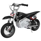 Razor MX400 Dirt Rocket Electric Motorcycle, Black