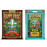 Foxfarm Happy Frog Potting Soil and Ocean Forest Potting Soil