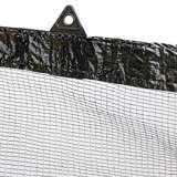 Swimline 15 x 30 Foot Oval Above Ground Swimming Pool Leaf Net Cover