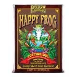 Foxfarm FX14047 Happy Frog Ph Adjusted Garden Potting Soil Mix, 2 Cubic Feet