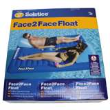 Swimline 16141SF Swimming Pool Inflatable Durable Floating 2 Person Air Mattress