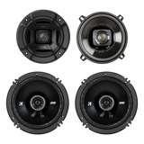 Polk Audio 5.25-Inch 300W Marine Speakers, Pair + 6.5-Inch 240W Speakers, Pair