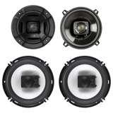 """Polk Audio 5.25"""" 300W Car/Marine ATV Speakers, Pair + 6.5"""" 300W Speakers, Pair"""