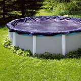 Swimline PCO831 28' Round Above Ground Winter Swimming Cover, (Pool Cover Only)