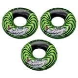 3-Pack Intex River Rat Inflatable Tubes