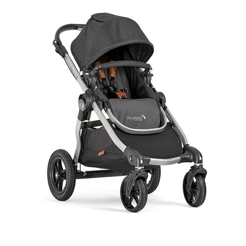 Baby Jogger City Select Single Canopy Convertible Baby