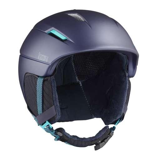 Details zu Salomon Icon2 C.Air Womens SkiSnowboard Helmet Medium, Wisteria Blue (Open Box)