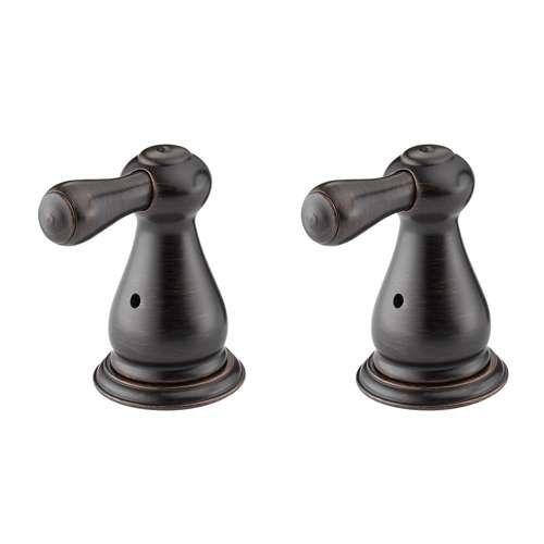 delta faucets leland roman bath tub faucet trim kit oil rubbed bronze