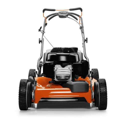 Husqvarna Lawn Tractors Replacement Parts : Husqvarna hu hw quot cc high wheel self propelled lawn