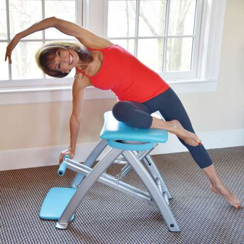 Life S A Beach Blue Pilates Pro Exercise Workout Fitness Chair Bench Open Box Fitsgeeks