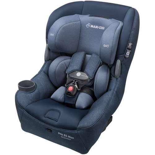 open box Maxi-Cosi Pria 85 MAX Convertible Car Seat in Nomad Blue NEW