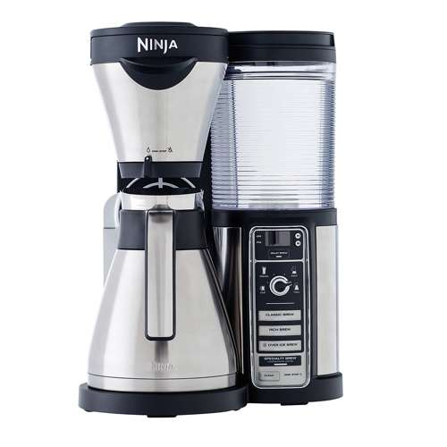 Ninja Coffee Maker Specifications : Ninja Coffee Bar Maker Machine w/Thermal Carafe (Open Box) eBay