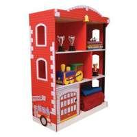 Deals on KidKraft Firehouse Bookcase