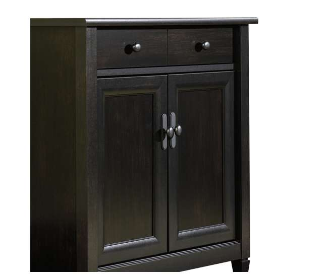 Sauder Furniture Edge Water Collection Utility Stand In