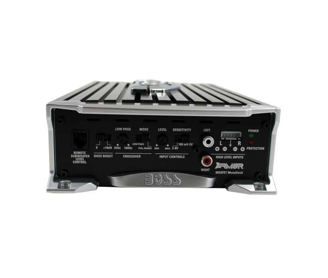 AR1500M Boss Audio AR1500M 1500-Watt Mono Amplifier