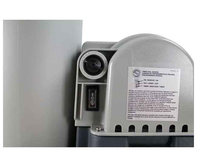 intex 2500 gph filter pump with timer 28633eg. Black Bedroom Furniture Sets. Home Design Ideas