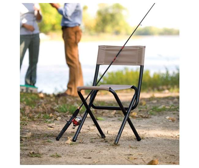Coleman Woodsman Ii Chair 4 Camping Amp Hunting Folding