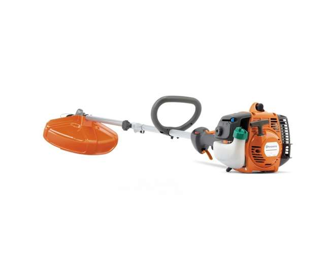 128LD-BRC-RB Husqvarna 28cc 2-Stroke Gas String Line Trimmer (Certified Refurbished)